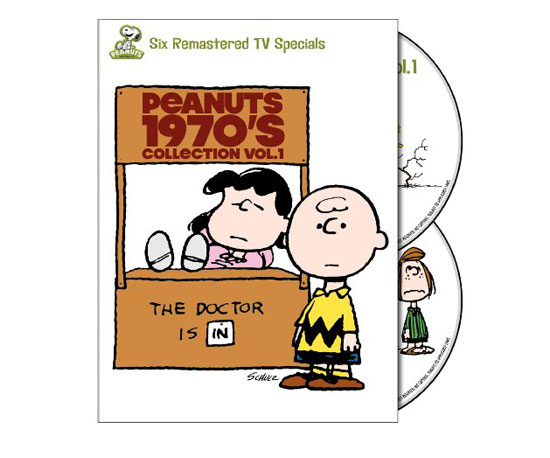 Peanuts 1970's Collection