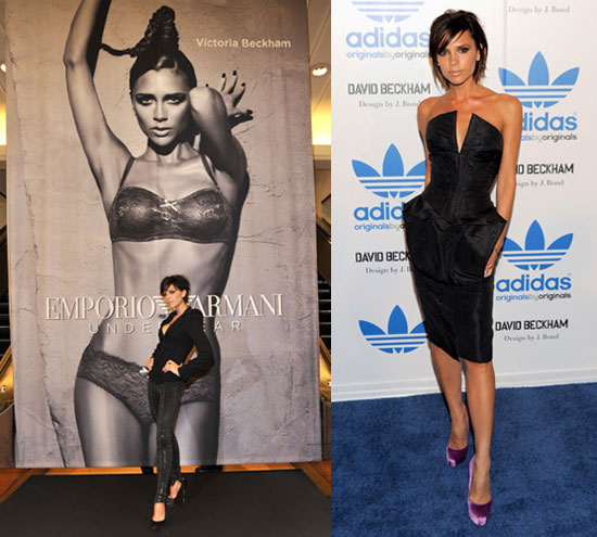 Victoria Beckham Stays in Shape With Daily Exercise