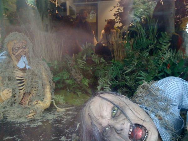 Fall Style: Marc Jacobs's NYC Halloween Window Display