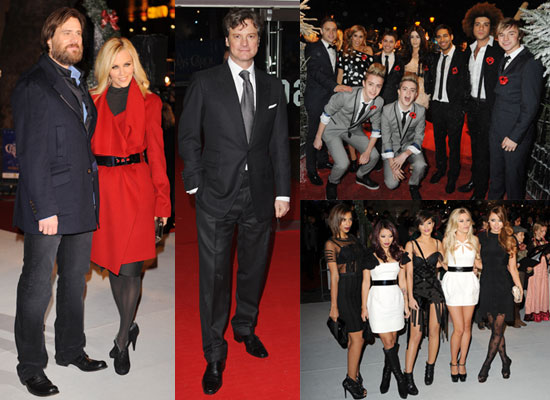 Photos of A Christmas Carol Premiere