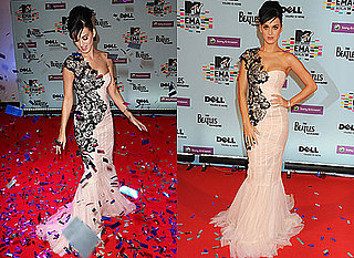 Photos of Katy Perry Arriving at the MTV EMA Awards 2009