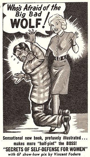 Flashback: Self-Defense Made Easy