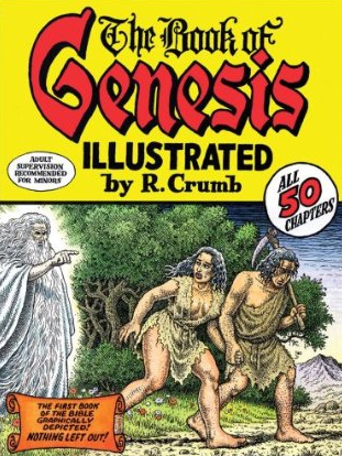 Legendary Comic Book Artist Takes On the Book of Genesis