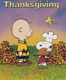 Happy Thanksgiving From BellaSugar!