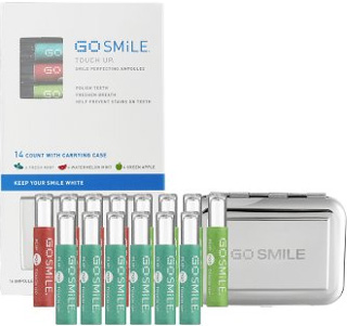 Go Smile Touch Up 14 Count with Carrying Case Sweepstakes Rules