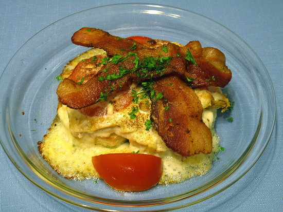 The Brown Hotel's Legendary Kentucky Hot Brown Recipe