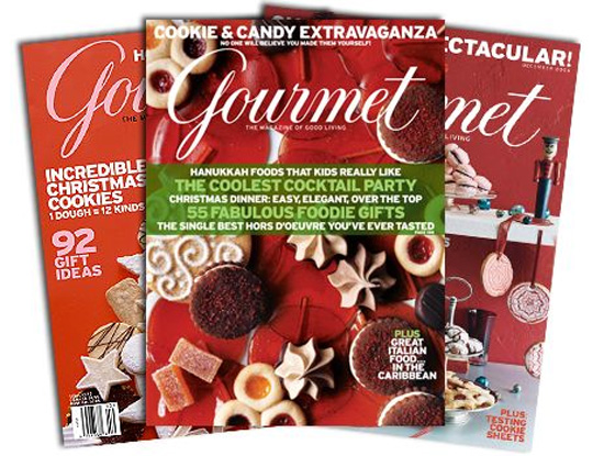 Condé Nast Selling Gourmet Issues For $10 Each