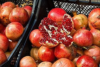 What's In Season: Pomegranates