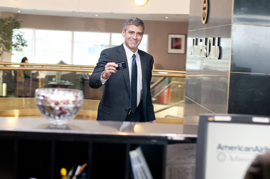 Review of George Clooney in Jason Reitman's Up in the Air 2009-12-04 04:00:00