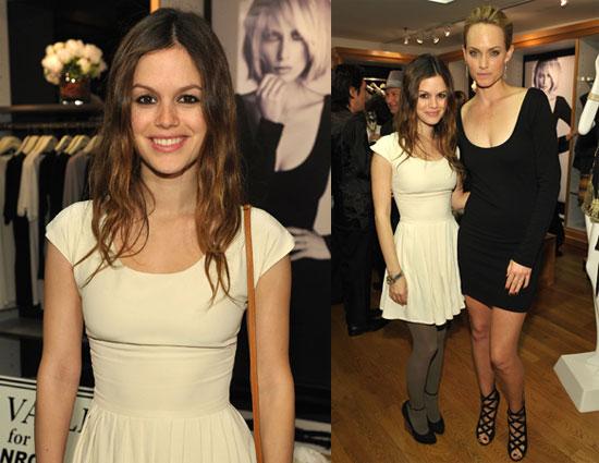 Photos of Rachel and Amber
