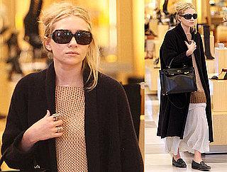 Photos of Ashley Olsen Shopping at a Barneys in LA