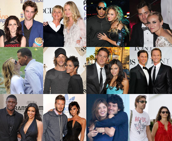 Best of 2009: Who's the Sexiest Couple of 2009?