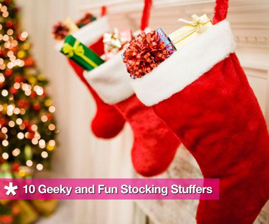 10 Geeky And Fun Stocking Stuffers Popsugar Tech