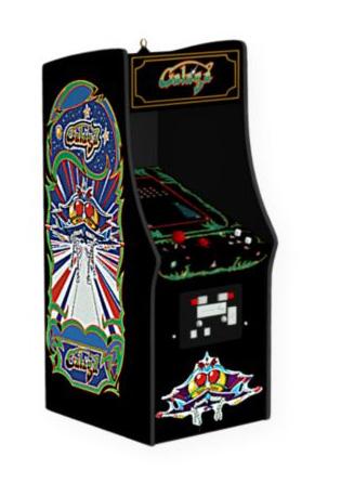 Galaga Arcade Game ($19)