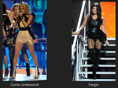 Play Our Fabulous American Music Awards Faceoff!