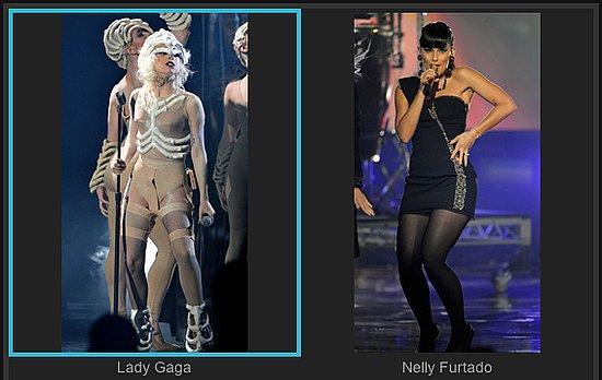 2009 American Music Awards Faceoff
