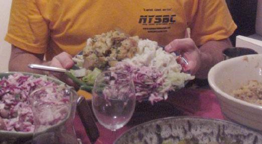 Thanksgiving Portion Primer