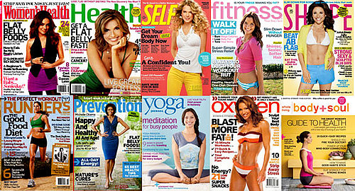 What's Your Favorite Health Magazine?