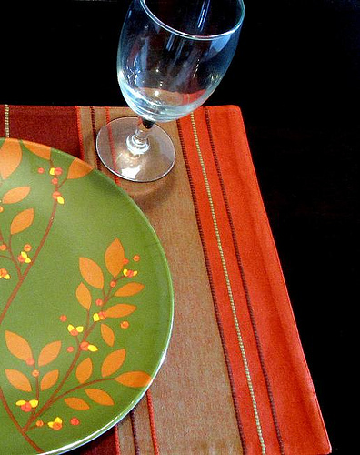 Open House: How Do You Dress Your Thanksgiving Table?
