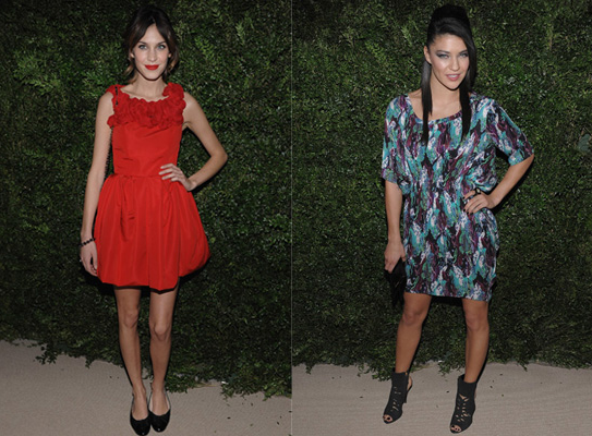 2009 CFDA, Chanel to Launch Magazine, Victoria's Secret Fashion Show, Jimmy Choo for H&M Party