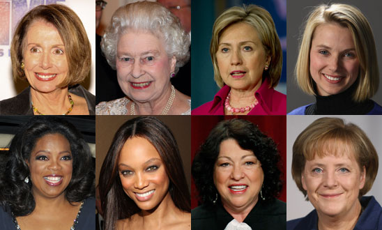 Who Is Your Favorite Powerful Woman of 2009?