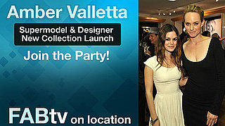 FabTV Parties It Up With Amber Valletta & Rachel Bilson at the Amber Valletta For Monrow Capsule Collection Party