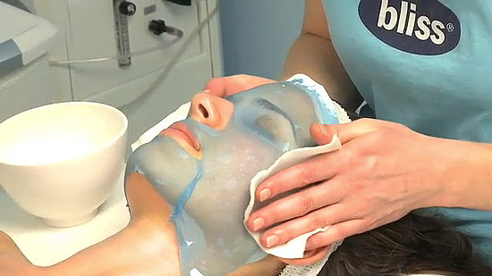 Have You Tried the Little Black Dress Facial?