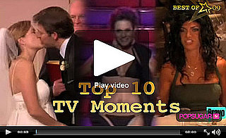 Best of 2009: Top 10 Biggest TV Moments!