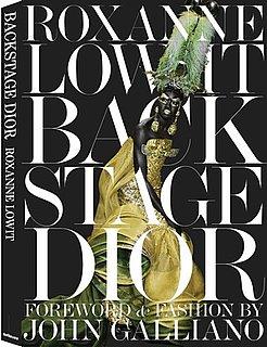 Fab Read: Backstage Dior