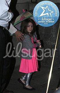Most Stylish Celebrity Children of 2009