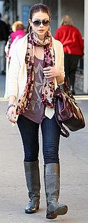 Michelle Trachtenberg's Style