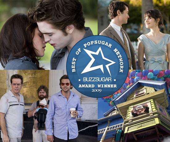 2009 Sugar Awards: Your Movie Favorites