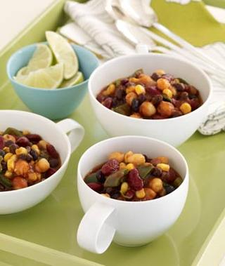 Slow Cooker Recipe For Meatless Chili