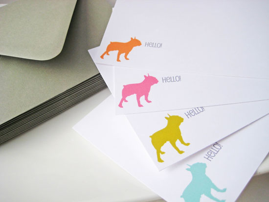 Turn Your Pet Into Stationery With Fire Hydrant Press