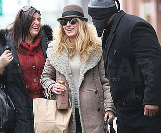 Slide Photo of Blake Lively Shopping in NYC