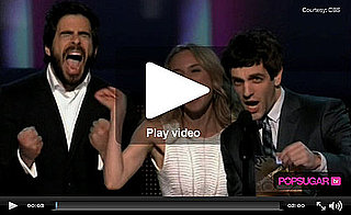 Kellan Gives Out Kisses and Diane Talks On-Set Friends in Our PSR People's Choice Awards Edition!