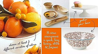 Lil Links: Citrus Centerpieces to Make a Splash