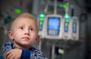 The Face of Courage: Kids Living With Cancer