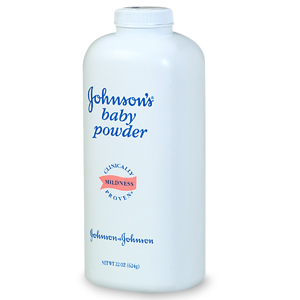 Today's Tip: Baby Powder Your Hair