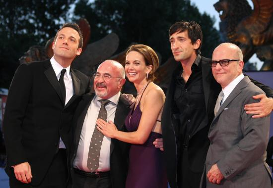 Hollywoodland Premiere in Venice