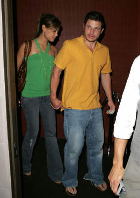 Nick and Vanessa Leaving Hyde