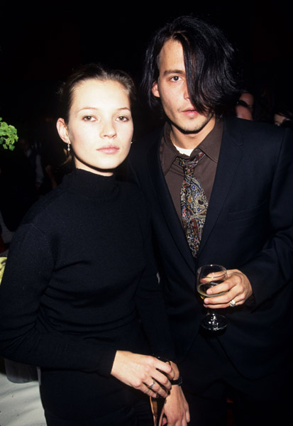 1996: <i>Fear and Loathing in Las Vegas</i> 25th anniversary party with Johnny Depp
