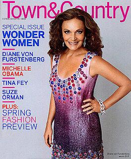 Diane von Furstenberg Doesn't Depend on Her Husband, Live with Him