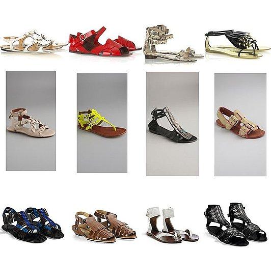Summer Sandals Hit Shelves