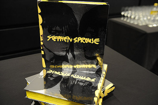 Stephen Sprouse Book Launch