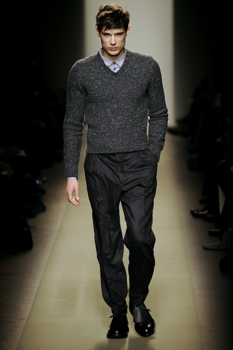 Milan: Bottega Veneta Men's Fall 2009