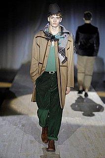 Milan: Frankie Morello Men's Fall 2009