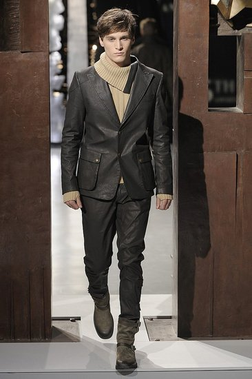 Milan: Belstaff Men's Fall 2009