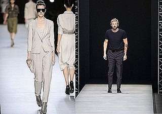 YSL Goes Unisex....No, Really