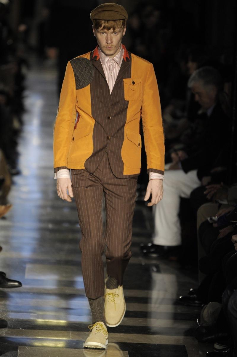 Paris: Junya Watanabe Men's Fall 2009